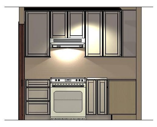 Spectacular Replacing the cabinets meant I had to go shopping for new ones I considered IKEA but since I uve worked with my local Home Depot us kitchen designer before