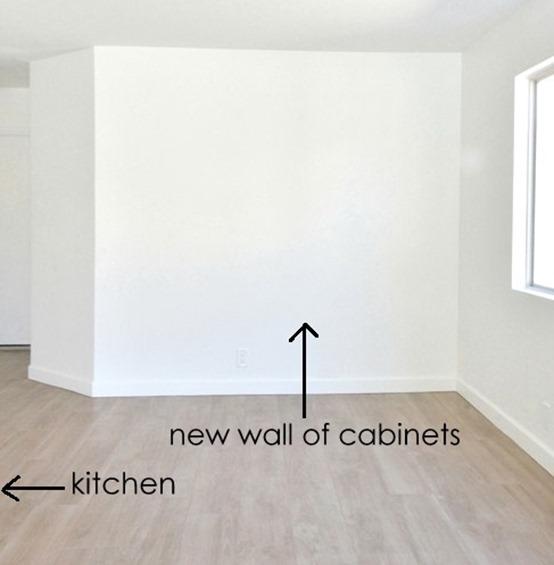 Breakfast Nook Wall