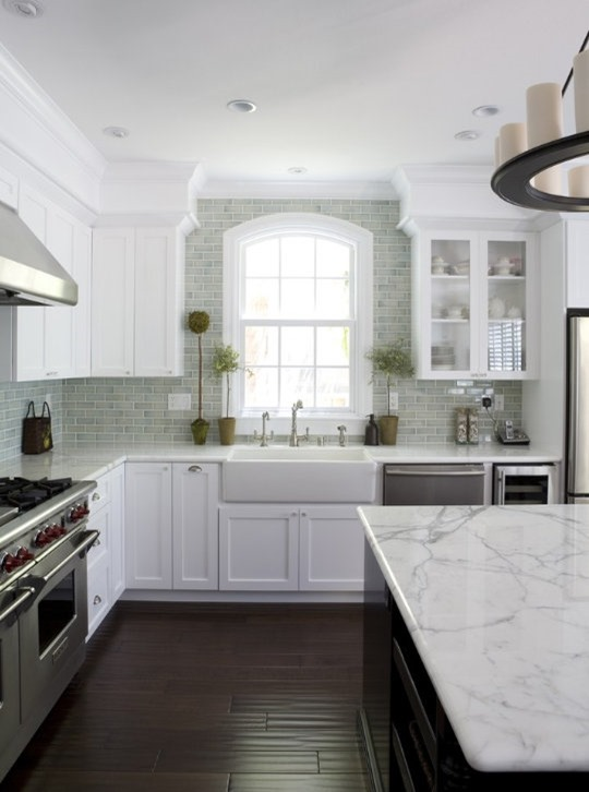 Awesome white kitchen fiorella design