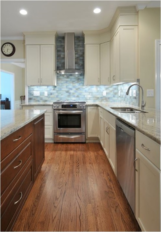 What Is The Space Above Kitchen Cabinets Called