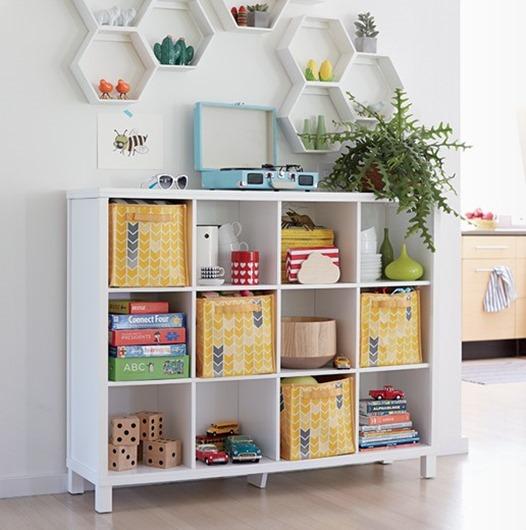 cubby storage kids room