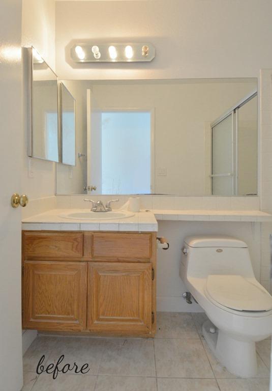 Bathroom Vanity Mirror Medleys Centsational 28 Images