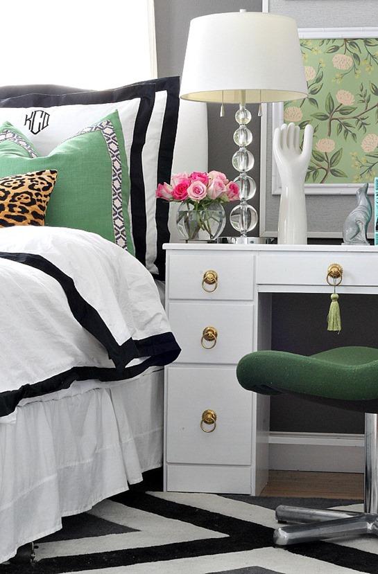 bedroom makeover blissathome