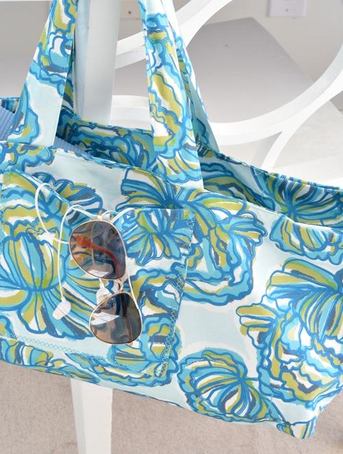 diy simple sew tote bag