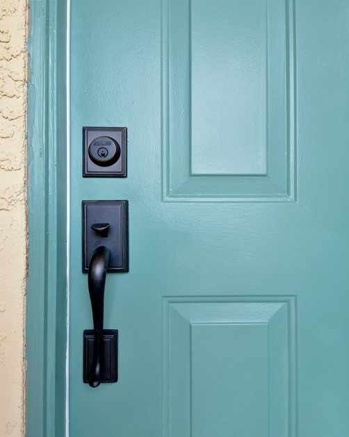 northern green mountain paint front door