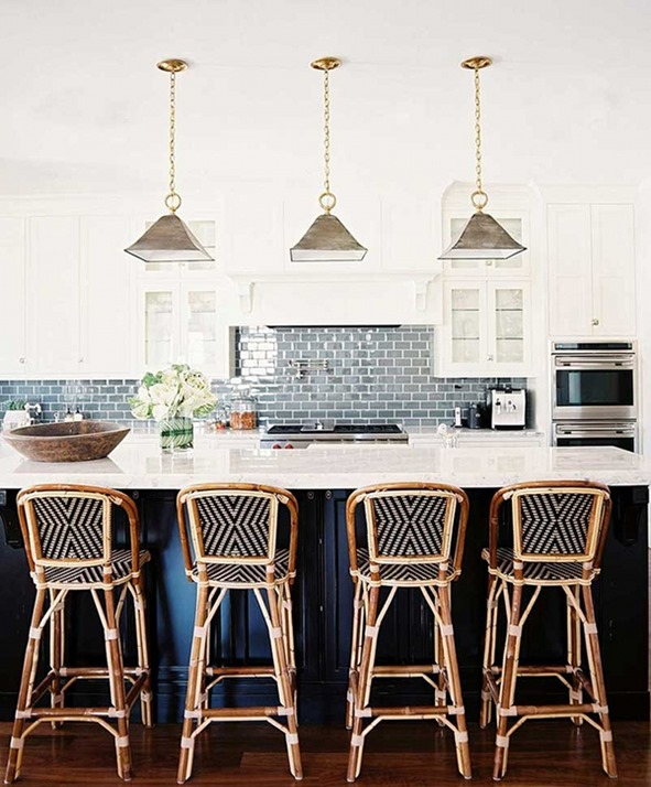 cafe style counter stool