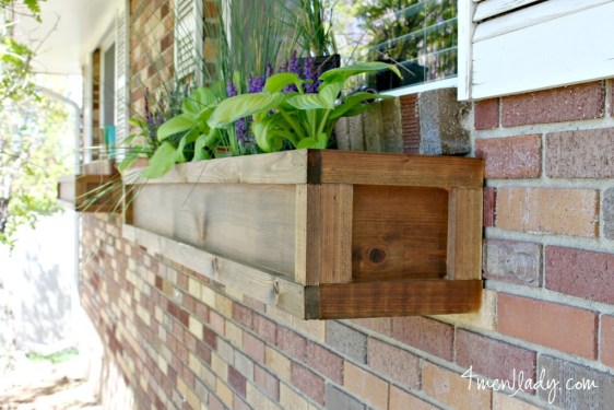 garden window box
