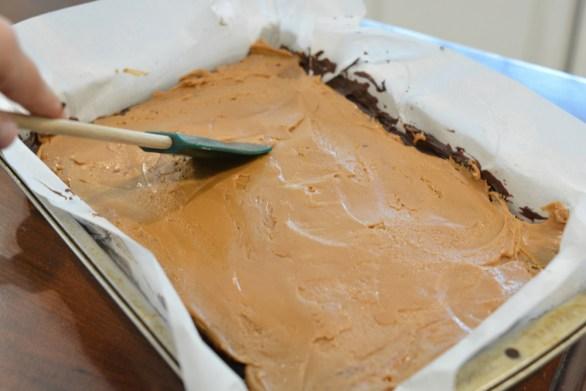spread caramel