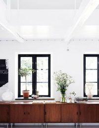 Design Crush: Black Windows & Glass Doors | Centsational Style