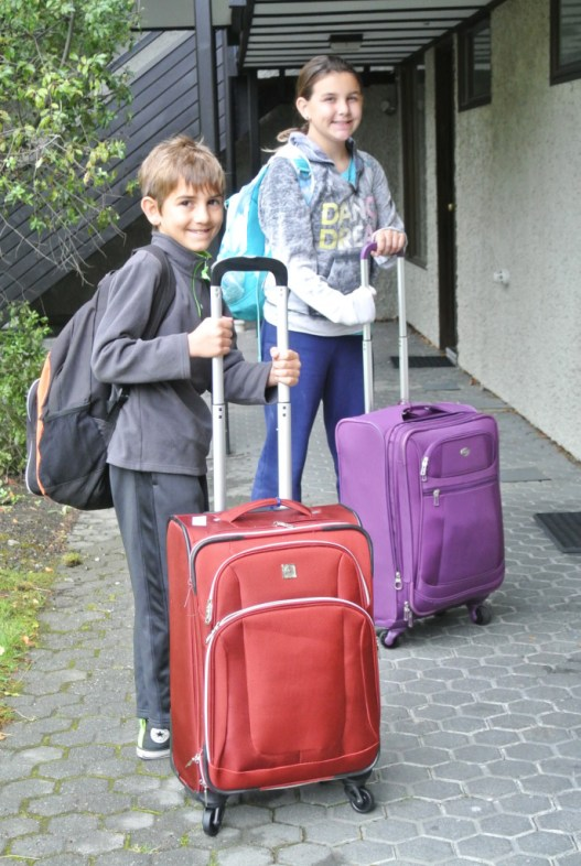 international travel kids