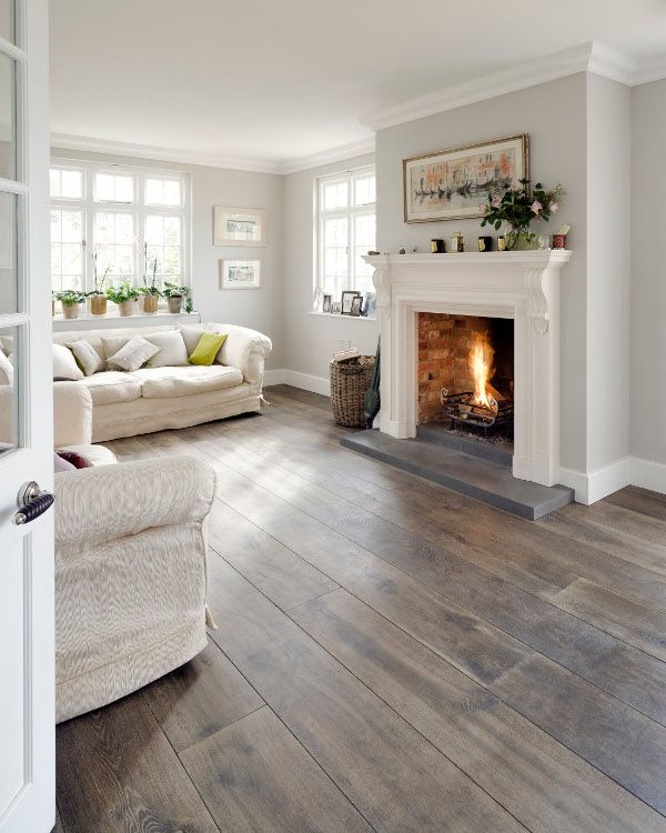 Great classic hardwood flooring