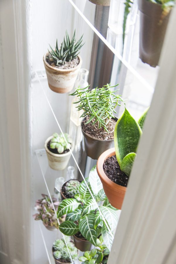 diy window shelves
