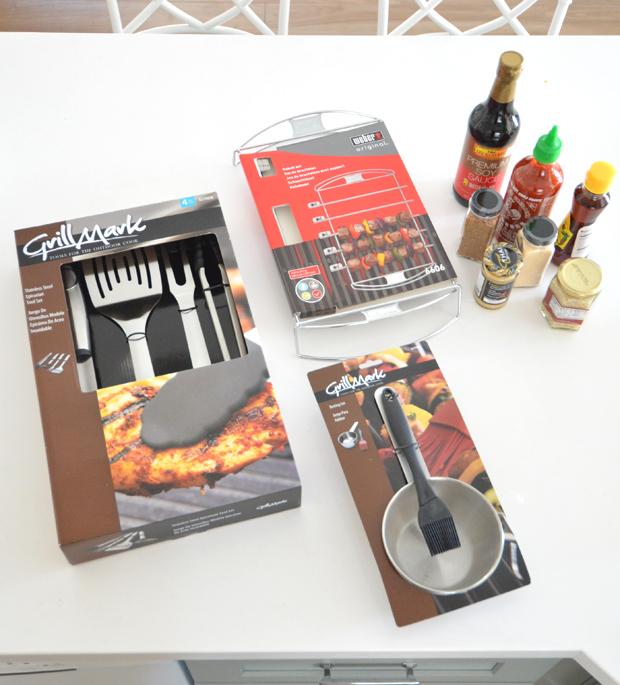 grill kabob supplies