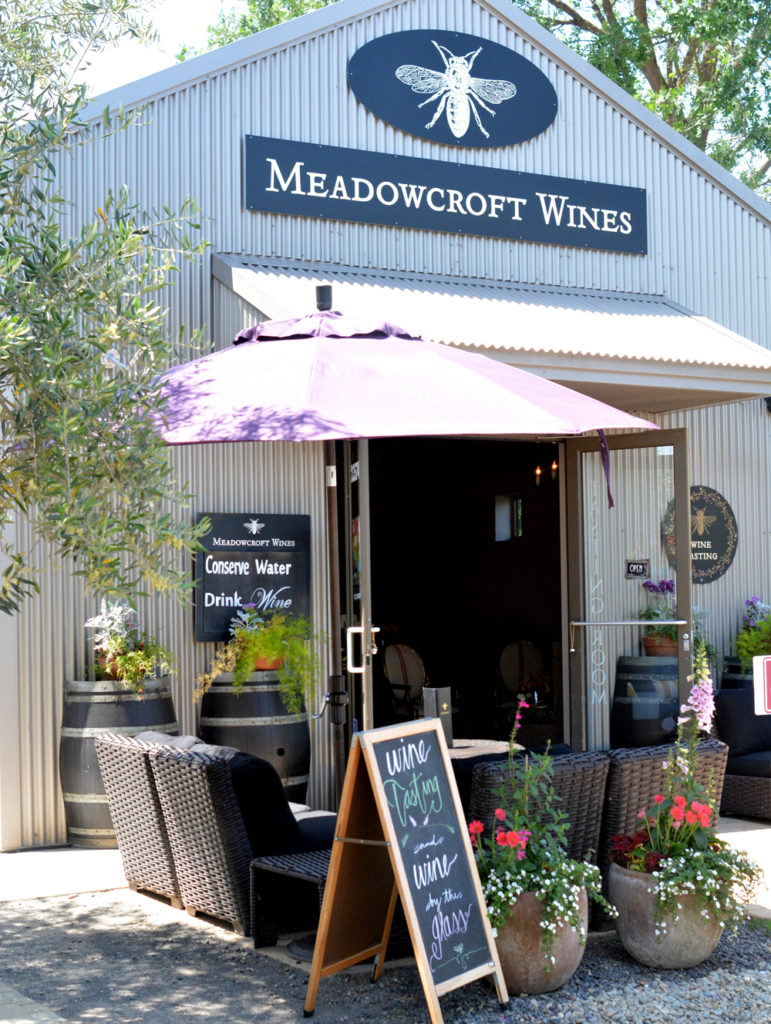 meadowcroft tasting room