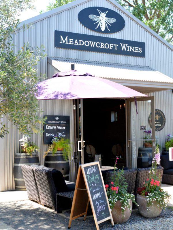 meadowcroft tasting room