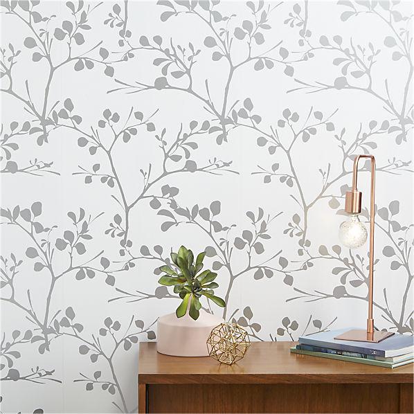 lilt gray wallpaper