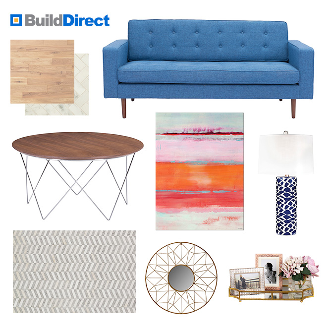 BuildDirect Moodboard