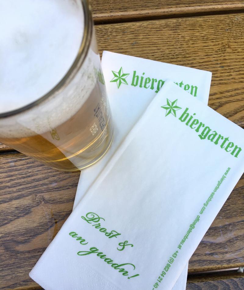 biergarten bier