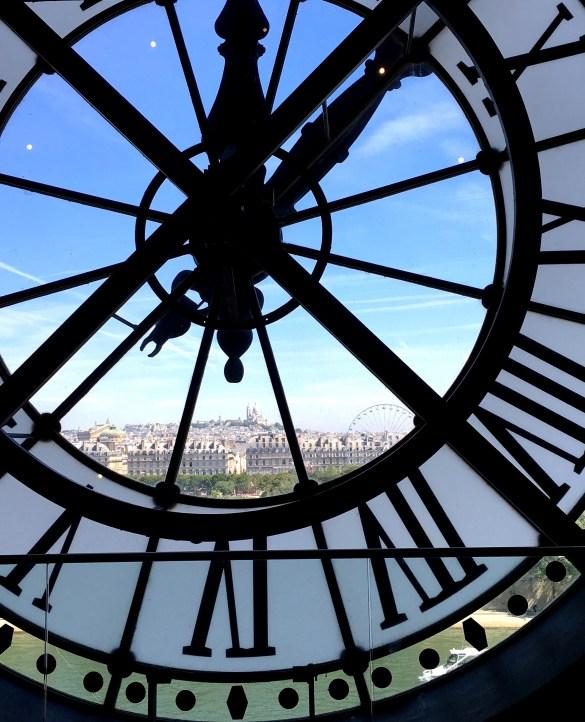 dorsay clock view