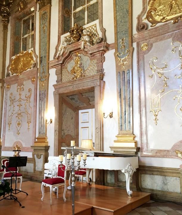 mirabell palace interior