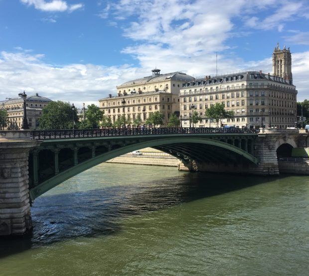 paris bridge