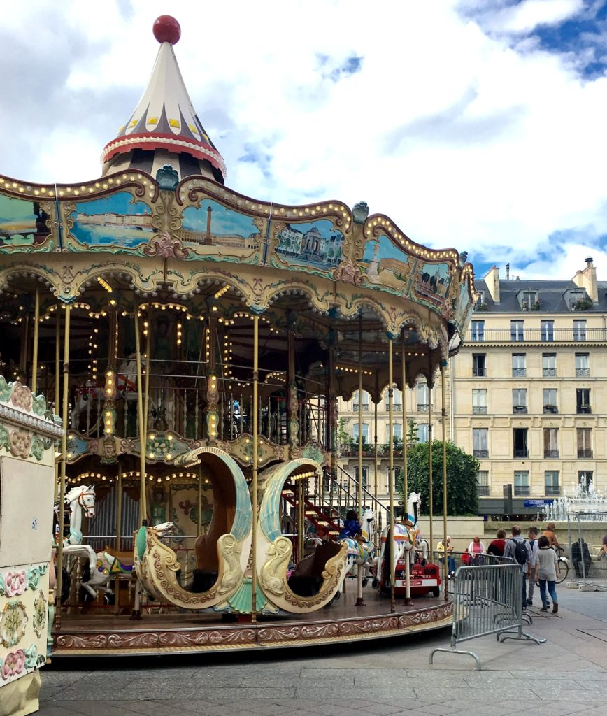 paris carousel