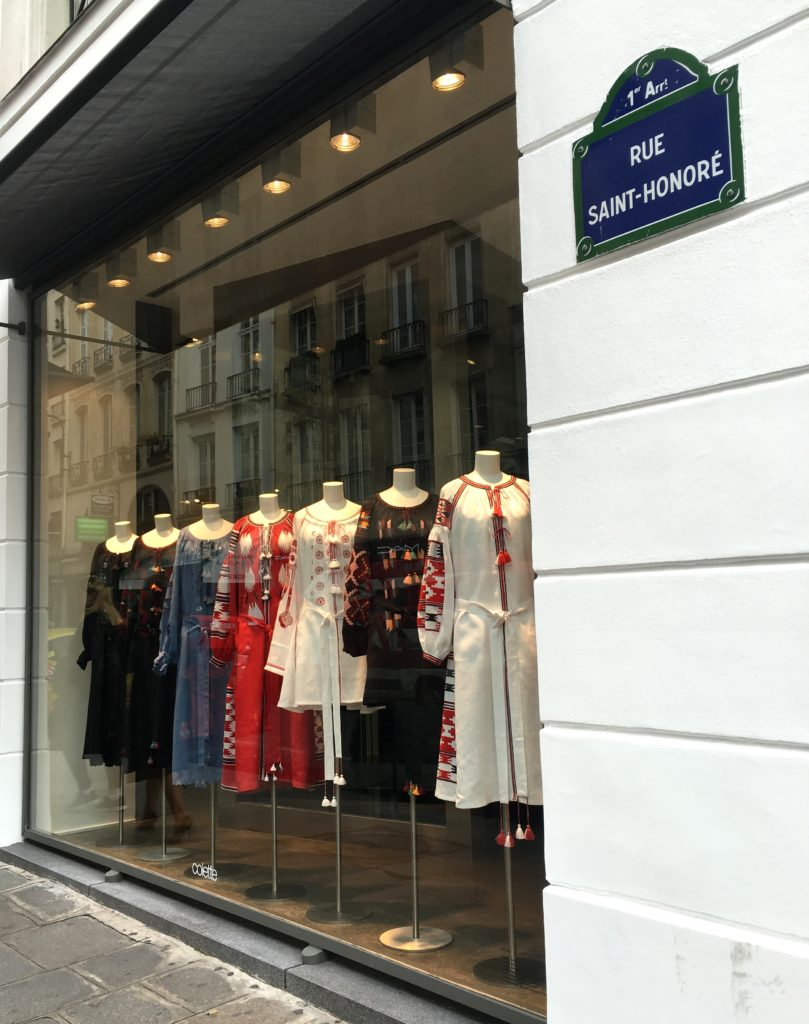 rue saint honore