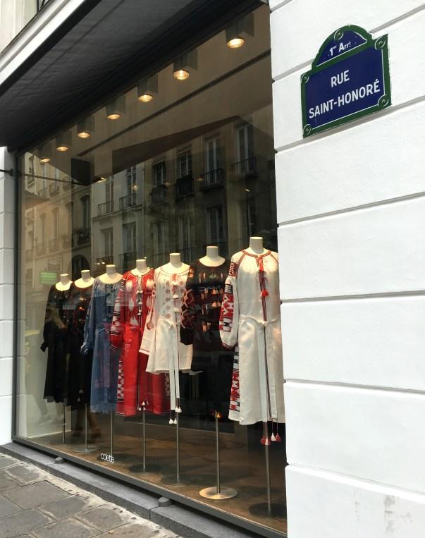 rue saint honore