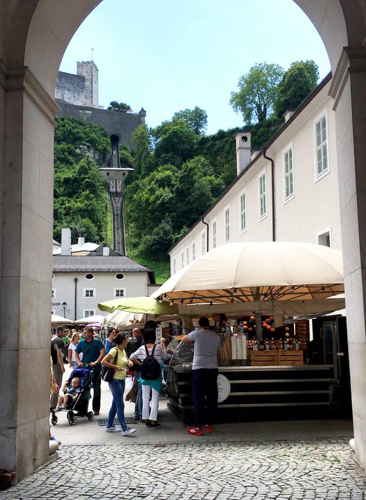 side streets salzburg