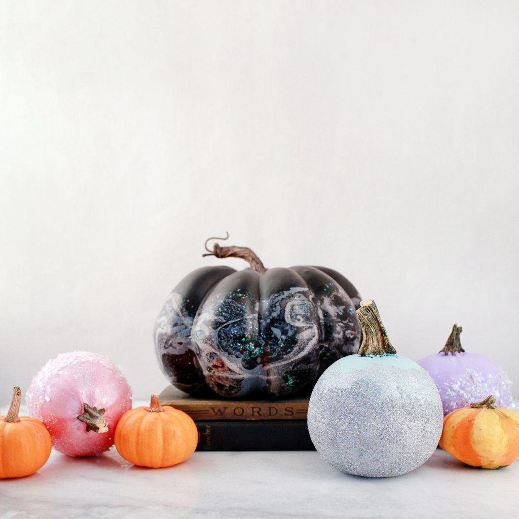 irridescent-pumpkins