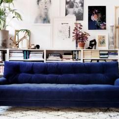 Tufted Sofa Velvet Giant Dog Bed Sofas Centsational Girl