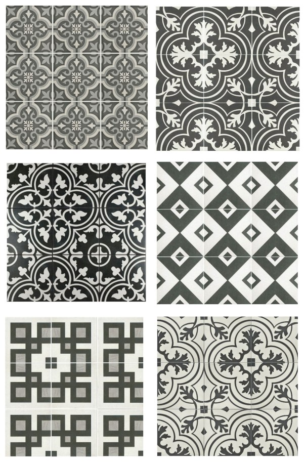 Cement Look Tile For Less Centsational Style