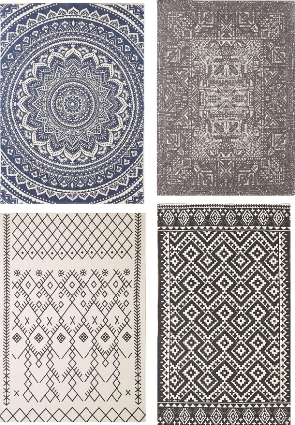 Budget Sources For Area Rugs Centsational Style