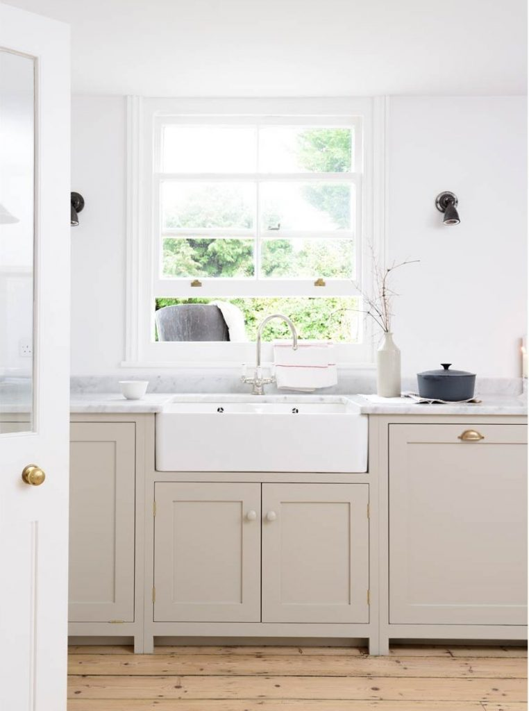 Taupe kitchen cabinets Glazed Taupe Kitchen Cabinets Centsational Style Taupe Kitchen Cabinets Centsational Style