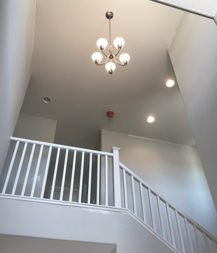 A Foyer Chandelier In A Two Story Home Should Provide Illumination But Itu0027s  Also An Opportunity To Make A Statement Since It One Of The Elements That  Sets ...