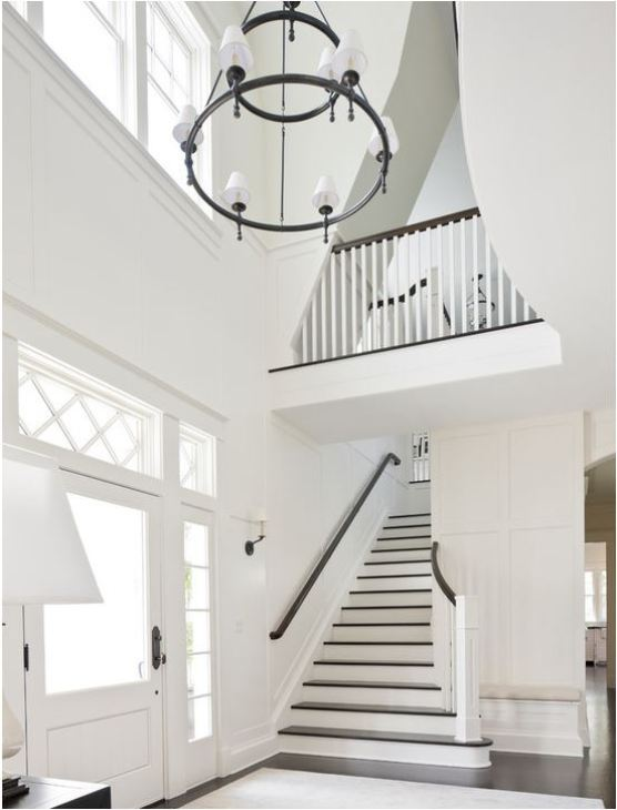 Modern Chandelier For Two Story Foyer : Foyer chandeliers for two story homes centsational style