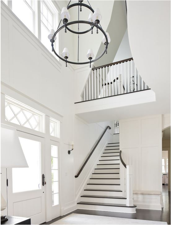 Fresh  a statement since it one of the elements that sets the first impression of your home Here are a few examples of two story foyer chandeliers done right
