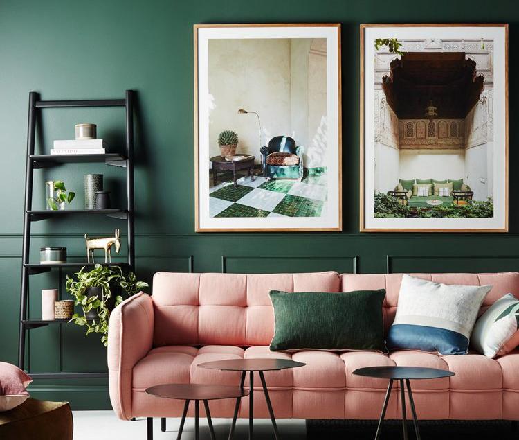 green slider