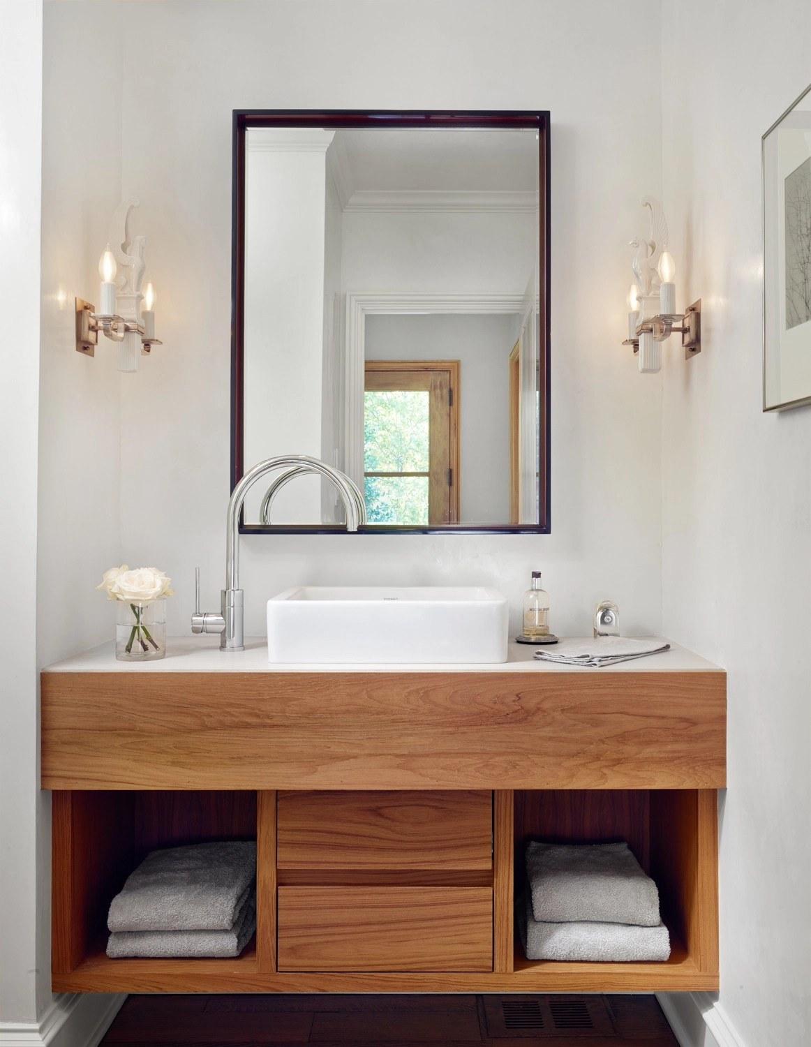 Ideal Wood Bathroom Vanities