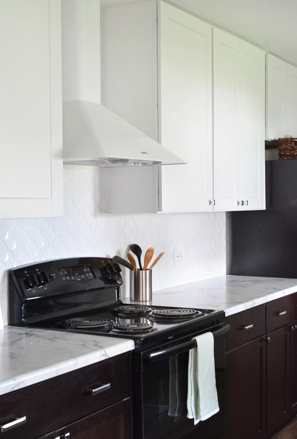 Galley Kitchen Remodel Centsational Style