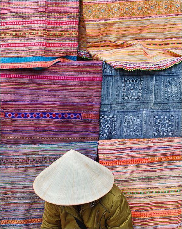 Textile Spotlight: Hmong Fabrics