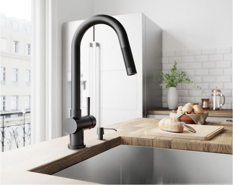 kitchen faucet slider