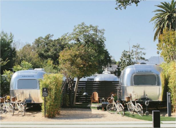 Centsational style for Airstream rentals santa barbara