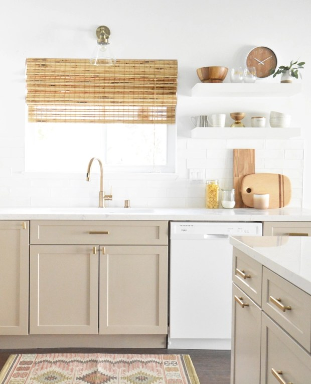 Kitchen Remodel Pictures With White Cabinets: Flip House Kitchen Remodel