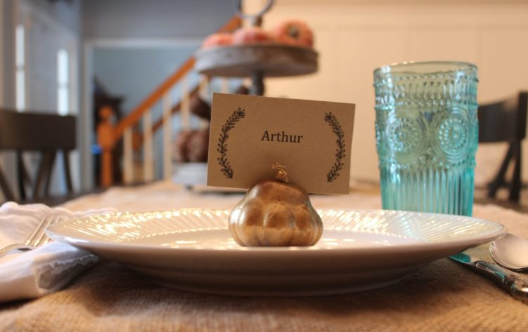 Free Printable Place Card from Centsible Chateau