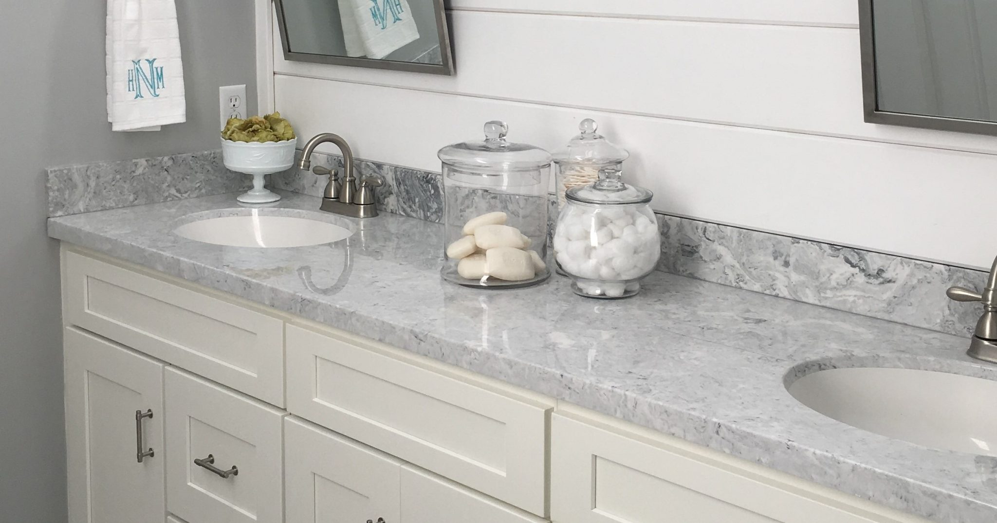 How To Order A Lowes Custom Vanity Top On A Budget Centsible Chateau