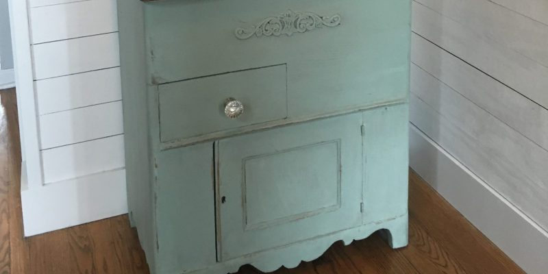 How to Paint with Milk Paint