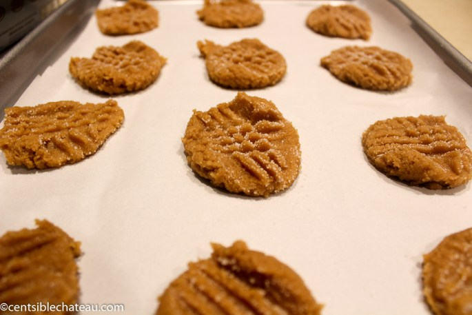 Simple Gluten Free Peanut Butter Cookies
