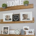 How to Style Farmhouse Shelves