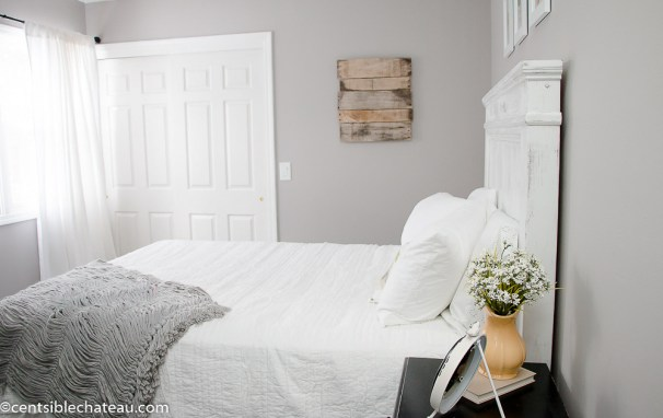 Farmhouse Style Bedroom Makeover